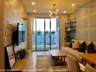 Wilton Tower river 3 bedrooms apartment with elegant furniture