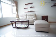 2 bedrooms apartment fully furnished in Sai Gon Pearl for rent