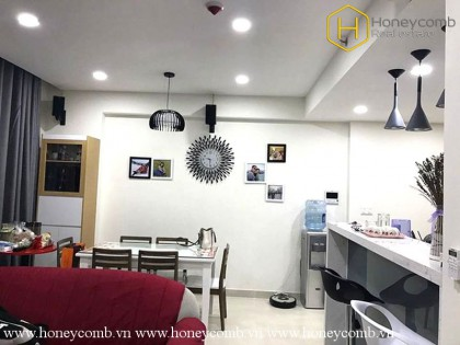 2 beds apartment with park view in Masteri Thao Dien