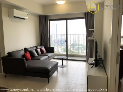 Masteri Thao Dien District 2, 2 beds apartment city view for rent