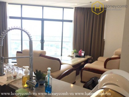 City Garden 2 bedroom apartment with nice furnished