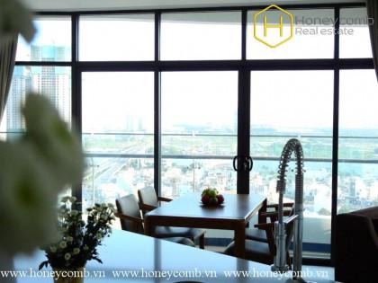 City Garden 2 bedroom apartment with nice view