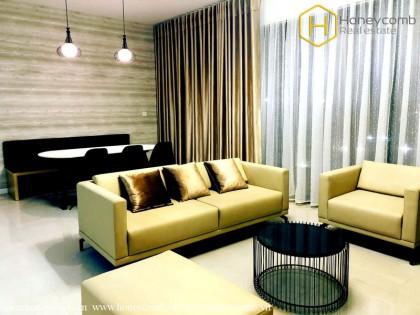 Luxury design 3 bedroom apartment in The Estella Heights