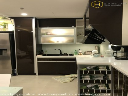 1 bedroom apartment with furnished in Masteri Thao Dien