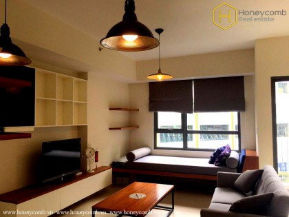 Good furniture with 2 bedroom apartment in Masteri Thao Dien