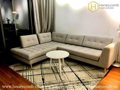 Convenient 2 bedrooms apartment in Masteri Thao Dien