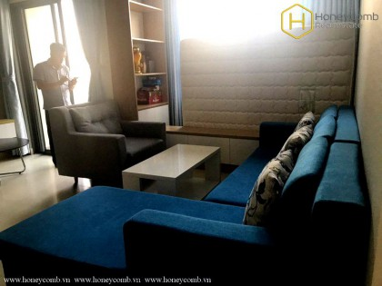 Good furnished 2 bedroom apartment in Masteri Thao Dien