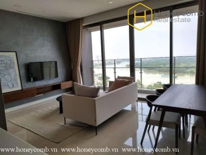 Amazing 3 bedroom apartment in The Nassim Thao Dien