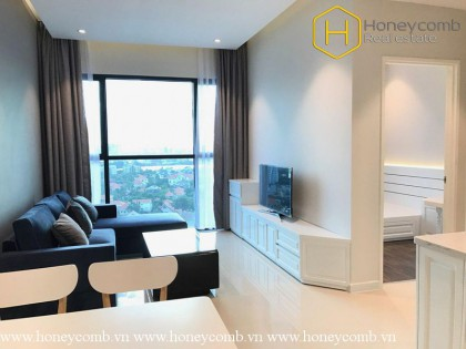 Luxury Meets Convenience with 2 bedrooms apartment in The Ascent Thao Dien