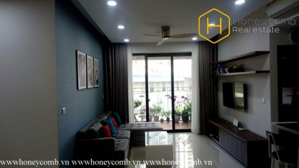 Simple 2 bedroom apartment in The Estella Heights for rent