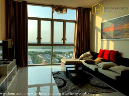 Elaborate apartment with 3 stunning beds in The Vista