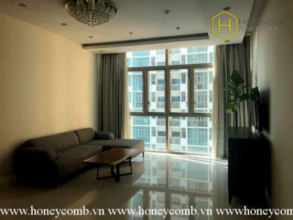 Comfortable and modern design with 2-bed apartment in The Vista