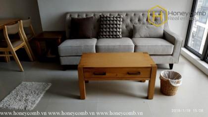 Cho thuê căn hộ 1 phòng ngủ tại Gateway Thảo Điền