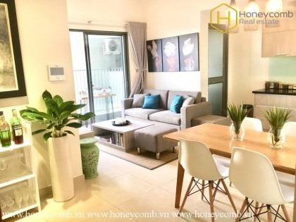 Sophisticated 2 bedroom apartment with good price for in Masteri Thao Dien