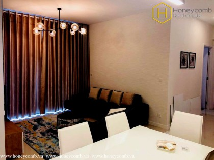 The Estella Heights 2 beds apartment with pool view for rent