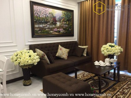 1 bedrooms apartment Exceptional Style with in Vinhomes Central Park