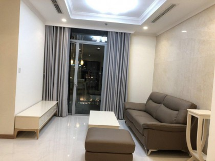 Modern Furniture with 2 bedrooms apartment in Vinhomes Central Park