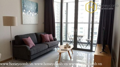 Modern Amenities with 2 bedrooms  apartment in Landmark81 for rent