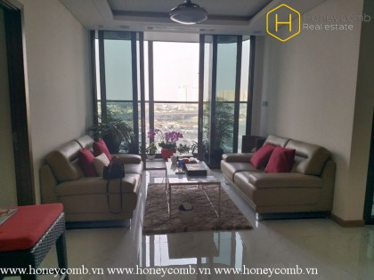 Modern Amenities with 4 bedrooms apartment in Landmark 81 for rent