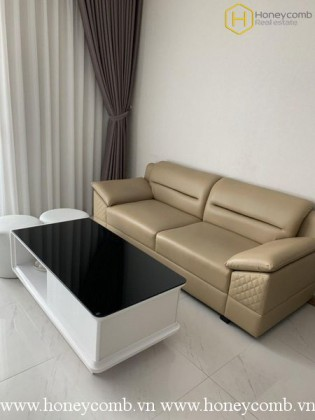 1 bedroom apartment river view in Vinhomes Central Park for rent