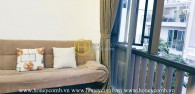 Simply and smart serviced apartment in District 2
