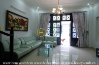 Large space and tempting design villa for rent in District 2