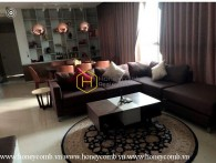 Two beds apartment luxury in The Ascent for rent