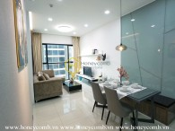 Live the lifestyle you deserve with this classy high-storey apartment in The Ascent for rent