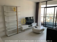 Simple and modern design apartment in City Garden