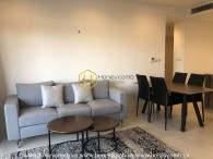 Always Stylish! Sun-filled apartment in City Garden for lease