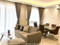 Spacious and luxury design with 2 bedrooms apartment in Diamond Island