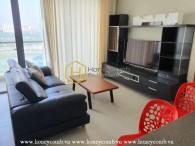 Semi-funished with modern design apartment in Diamond Island