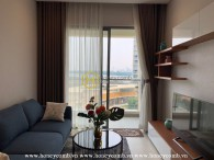 Fully-furnished apartment with modern design in Diamond Island for rent