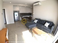 Beautiful light-filled apartment is now available in Diamond Island