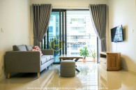 Modern 2 bedrooms apartment in The Estella Heights with great feature