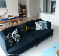 The Estella 3 bedrooms apartment with pool view for rent