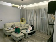 Elegant design with modern lookout 2 bedrooms apartment in The Estella
