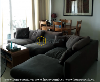 Simple structure & Basic-furnished apartment for rent in The Estella