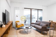 Modern and minimalist design apartment for rent in Gateway