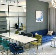 Fully equipped with modern design apartment in Masteri An Phu