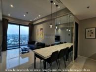 Ingenious and elegant apartment in Masteri An Phu