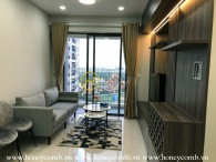 Well-designed with elegant layouts apartment for rent in Masteri An Phu