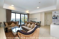 3-beds apartment with city view and high floor in Masteri Thao Dien