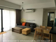 Grand & Cozy apartment is NOW available in Masteri Thao Dien for rent