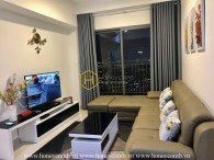 Simple and elegant layouts apartment for rent in The Sun Avenue