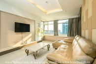 Large space with luxury apartment in Sai Gon Pearl