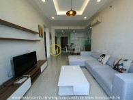 The cozy and elegant 2 bedrooms-apartment in Tropic Garden