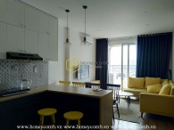 Appealing and modern design 2 bedrooms apartment in Tropic Garden