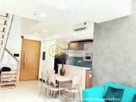 Brilliant architecture and beautiful design duplex apartment for rent in Vista Verde