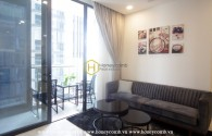 Sophisticated and spacious design apartment for rent in Vinhomes Golden River